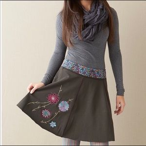 Matilda Jane Stellar Skirt Paint by Numbers Small
